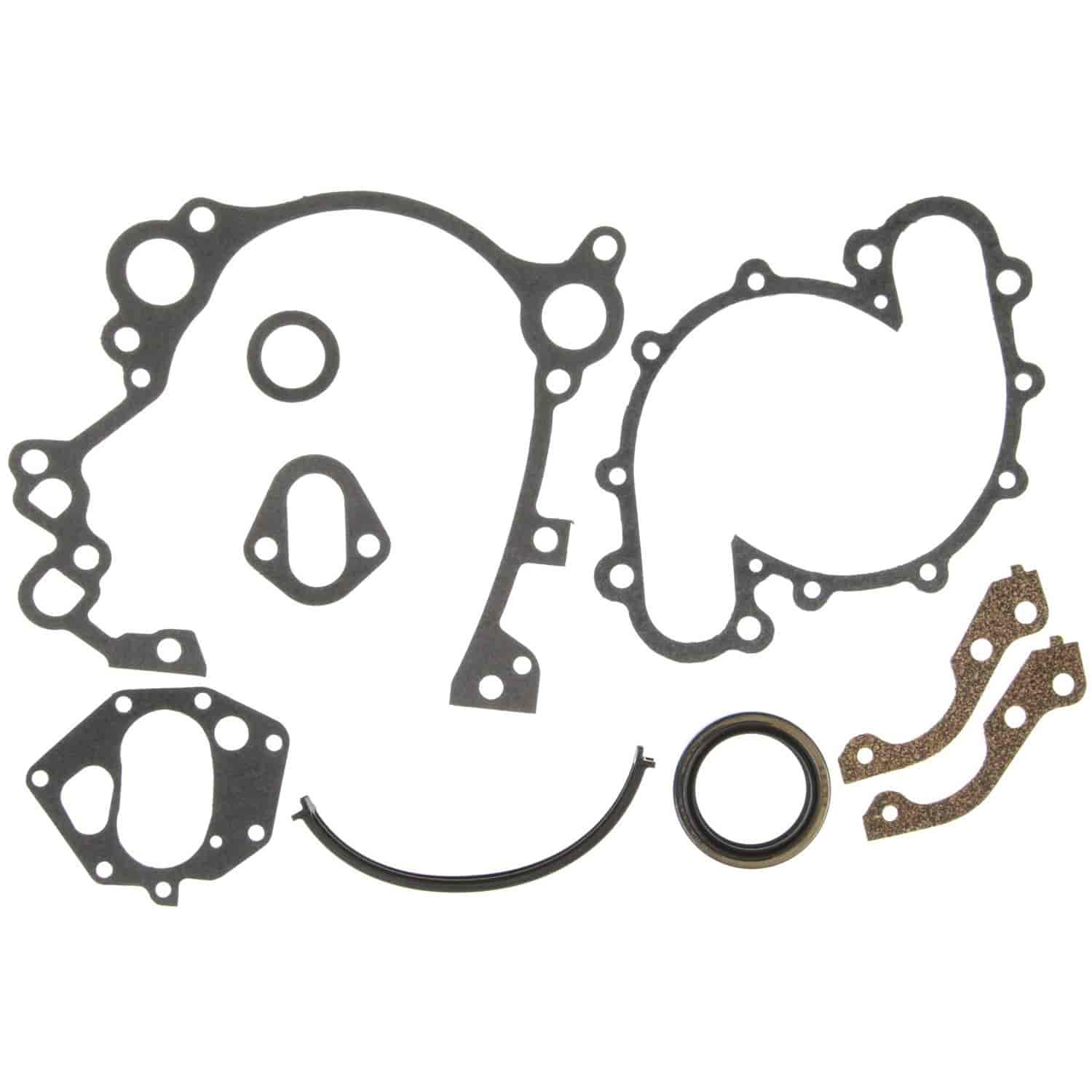 Clevite Mahle Jv870 Timing Cover Gasket Set Amc