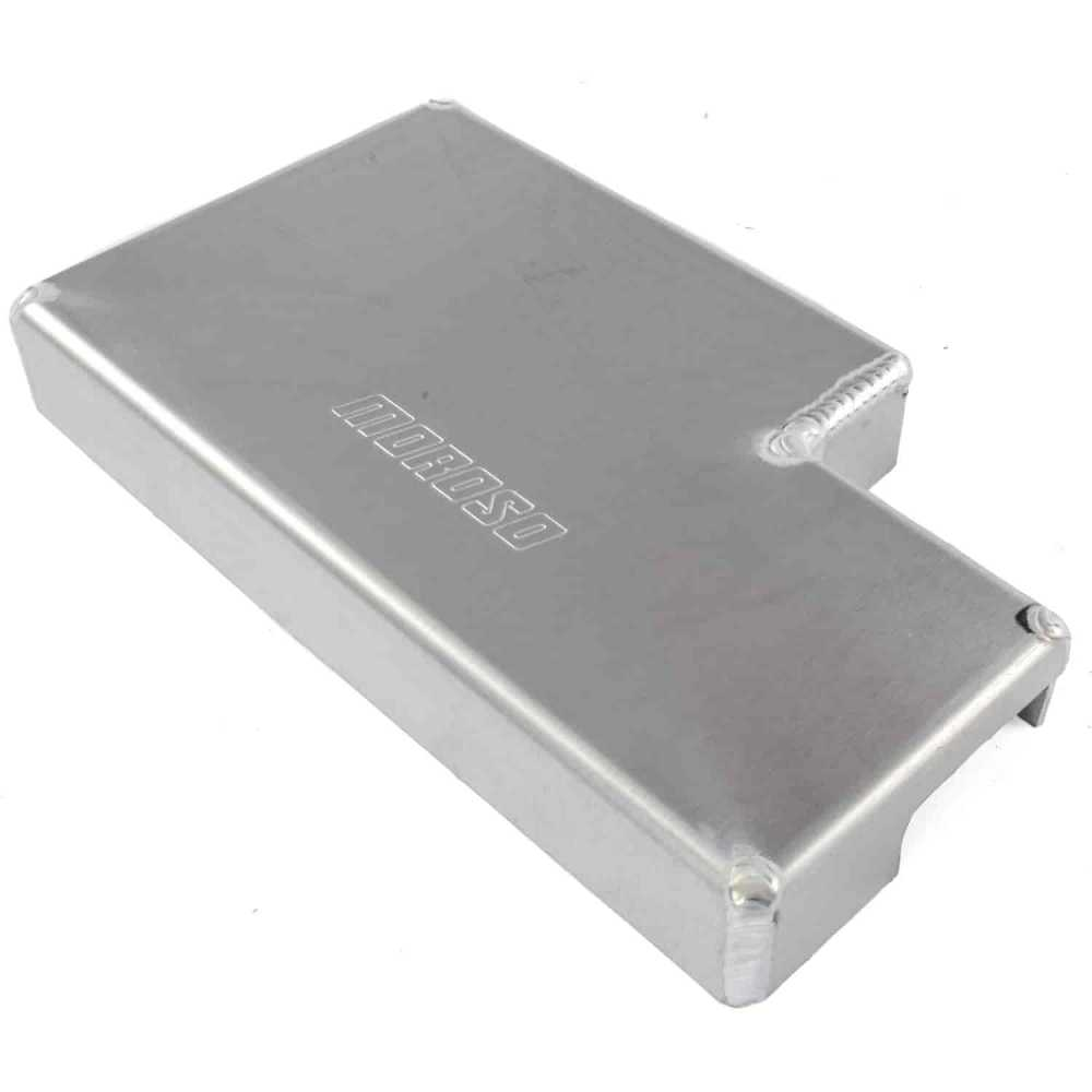 medium resolution of moroso aluminum fuse box cover 2015 up mustang gt ecoboost v6 moroso 74255