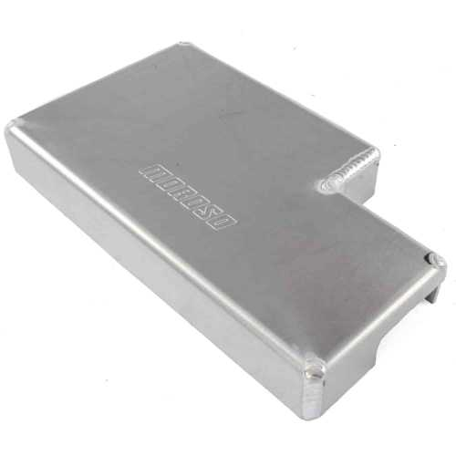 small resolution of moroso aluminum fuse box cover 2015 up mustang gt ecoboost v6 moroso 74255
