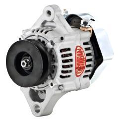 Race Car Alternator Wiring Diagram Of Evolution Timeline Powermaster 8172 Denso Style 93mm 55 Amp