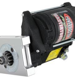 powermaster mastertorque starter small block chevy powermaster 9600 [ 1500 x 1170 Pixel ]