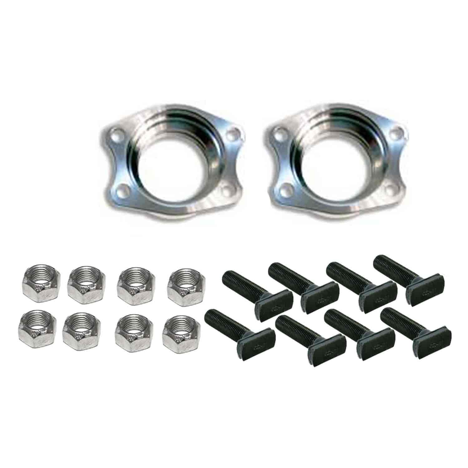 Moser Engineering 7700K: Axle Housing End Kit for 1974