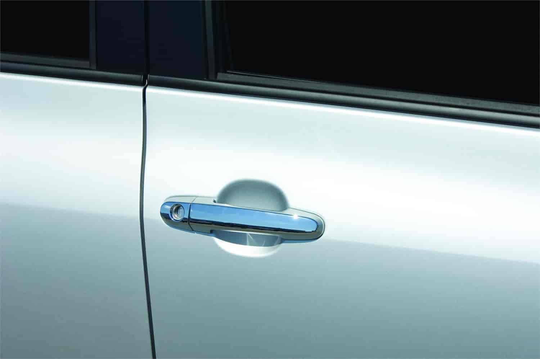 Putco Chrome Door Handle Covers 16 Kia Forte