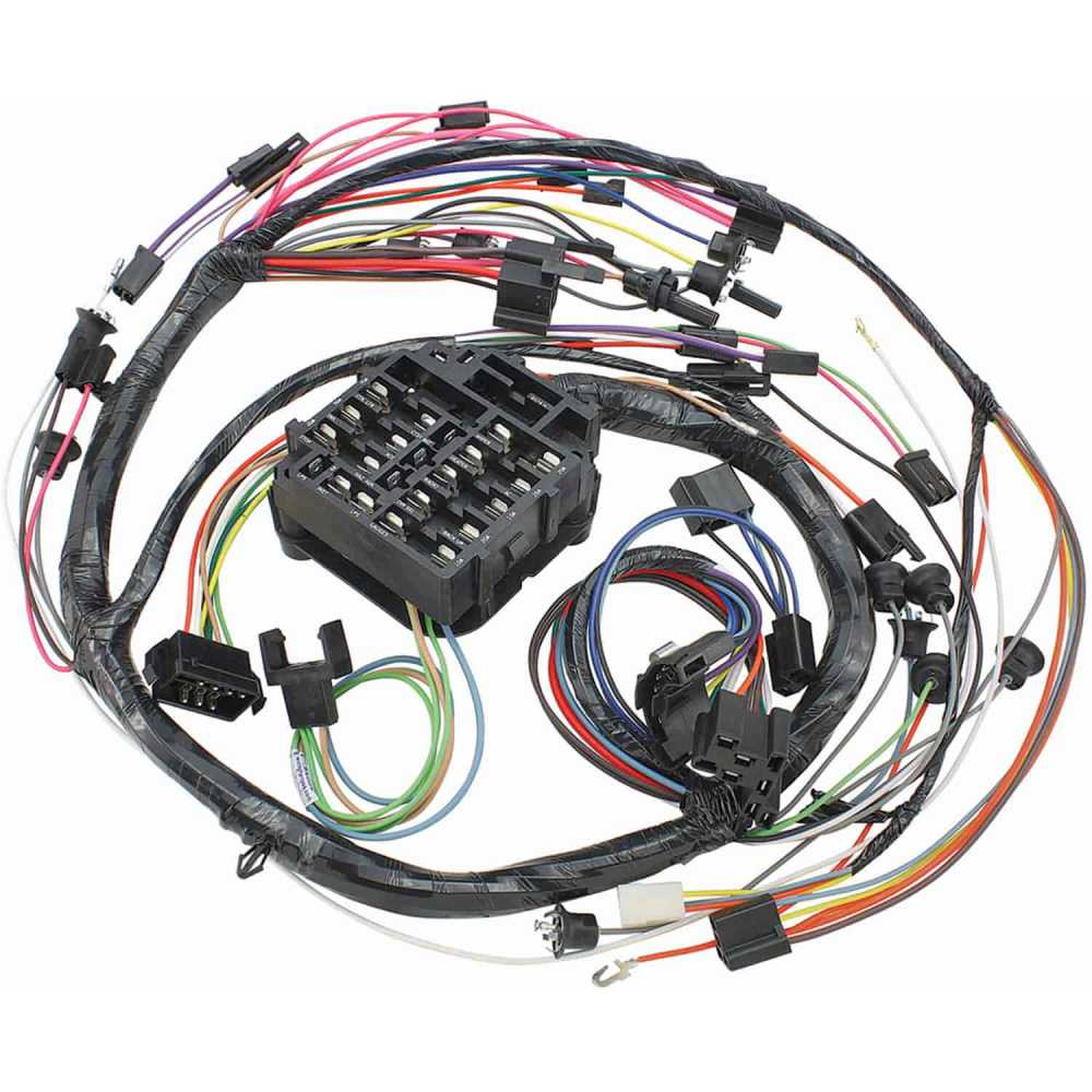 medium resolution of el camino wiring harness images gallery