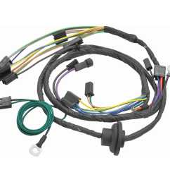 restoparts 14965 wiring harness air conditioning 1970 chevelle el 1970 el camino rear end restoparts wiring [ 1500 x 1500 Pixel ]