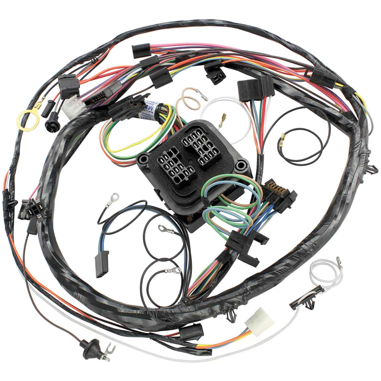 hight resolution of restoparts 15065 wiring harness dash 1970 chevelle el camino monte 1970 chevelle ss wiring harness