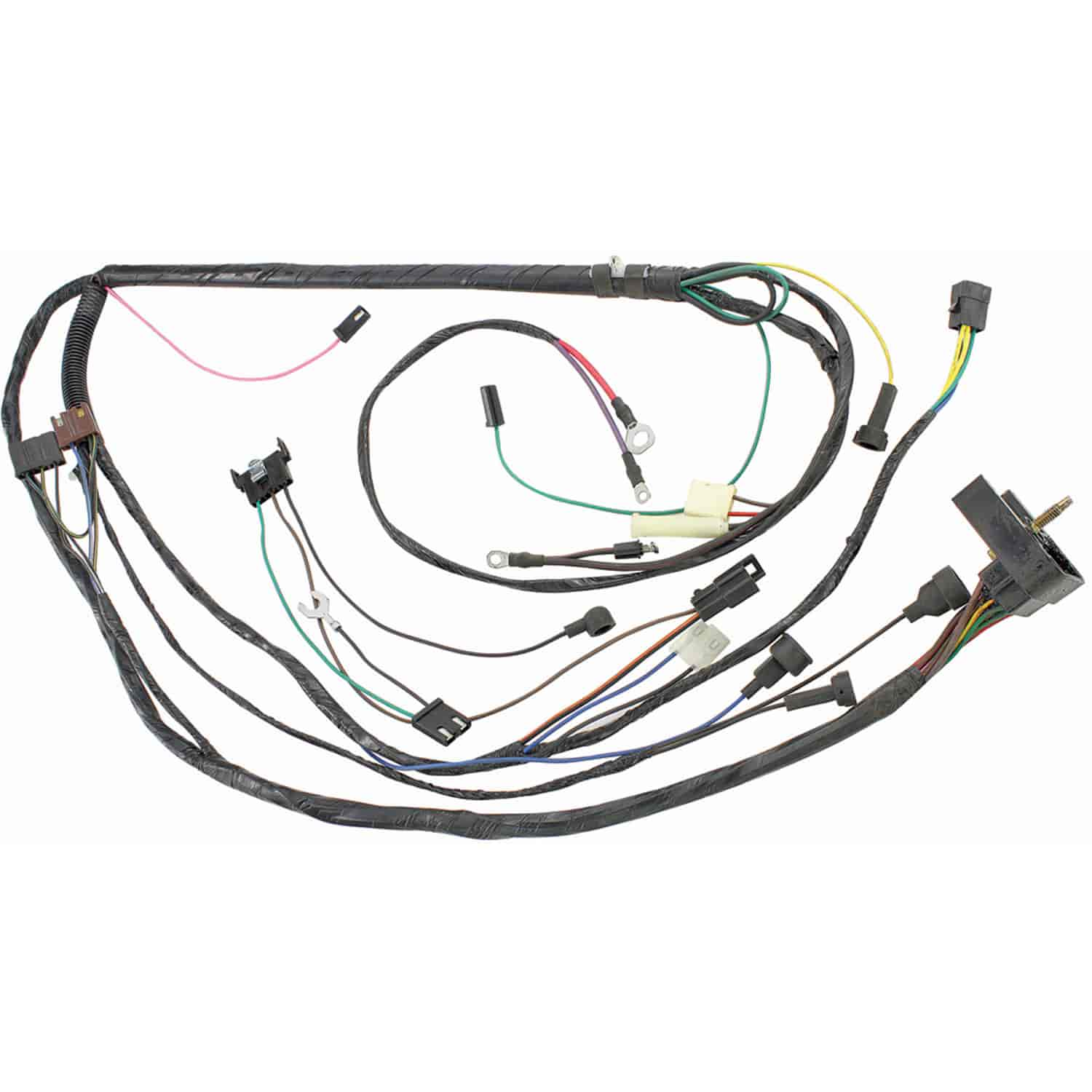 Restoparts Wiring Harness Engine Bonn Cat