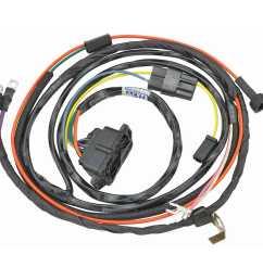 restoparts wiring harness engine 1966 chevelle el camino 327 shp gauges restoparts 17385 [ 1500 x 1500 Pixel ]