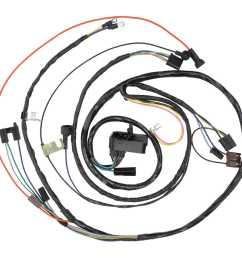 restoparts wiring harness engine 1971 chevelle el camino monte 454 man trans restoparts 17450 [ 1500 x 1500 Pixel ]