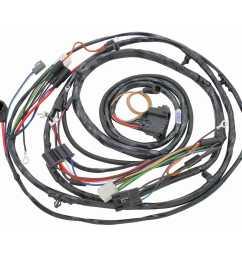 restoparts wiring harness forward lamp 1971 monte carlo gauges restoparts 17470 [ 1500 x 1500 Pixel ]
