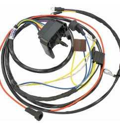 1969 el camino wiring harness [ 1500 x 1500 Pixel ]