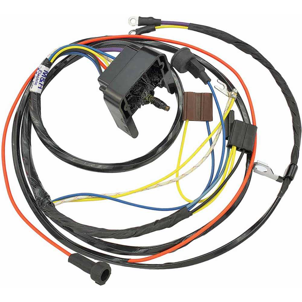 medium resolution of 1969 el camino wiring harness