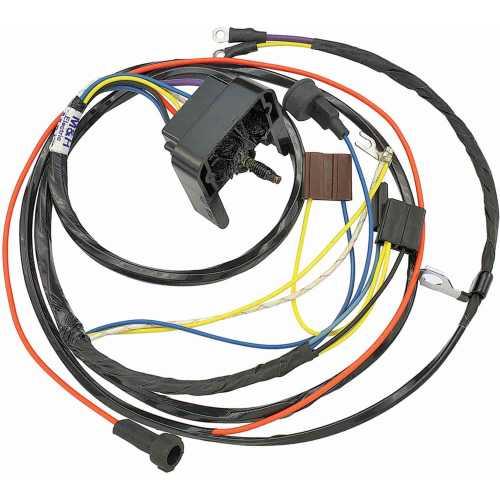 small resolution of 1969 el camino wiring harness