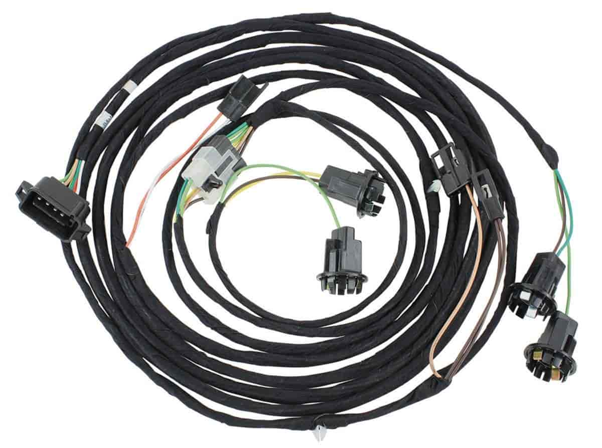 Restoparts Wiring Harness Rear Light Chevelle