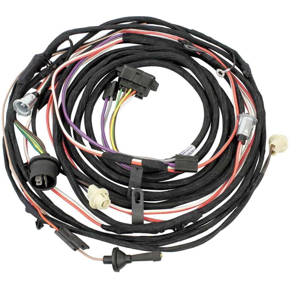 medium resolution of restoparts wiring harness rear light intermediate 1969 skylark coupe restoparts 19120