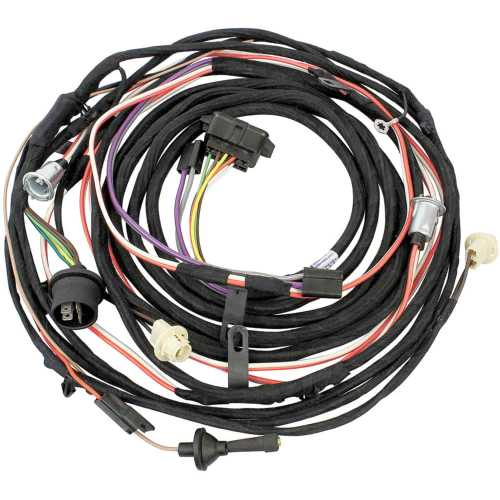 small resolution of restoparts wiring harness rear light intermediate 1969 skylark coupe restoparts 19120