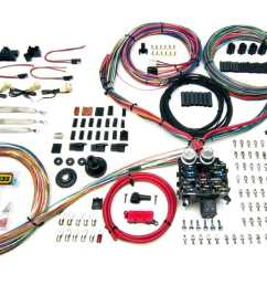 painless performance products 10401 pro series 23 circuit wiring painless wiring harness kit [ 1500 x 999 Pixel ]
