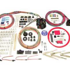 painless performance products pro series 23 circuit wiring harness kit [ 1500 x 999 Pixel ]