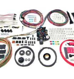 painless performance products pro series 25 circuit wiring harness kit [ 1500 x 1000 Pixel ]