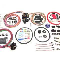 painless performance products pro series 25 circuit wiring harness kit [ 1500 x 999 Pixel ]