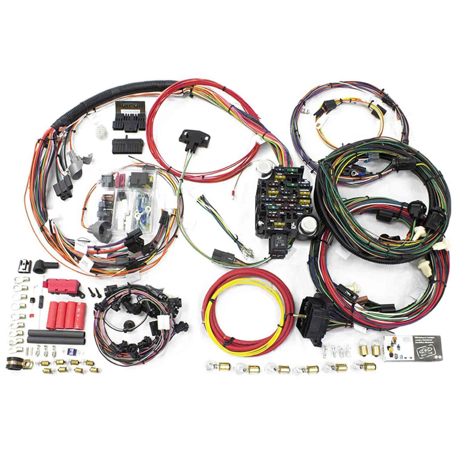 1972 chevy wiring harness