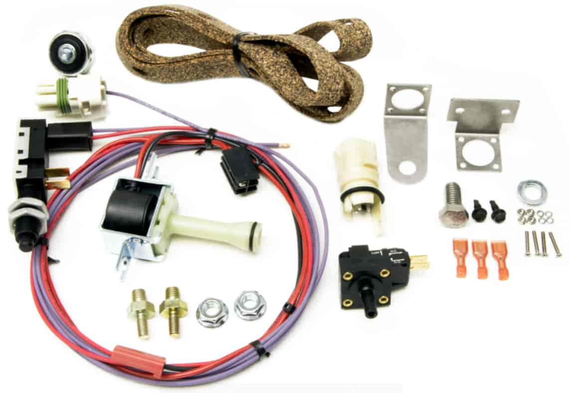 Painless 700r4 Transmission Torque Converter Lock Up Overdrive Kit Gm