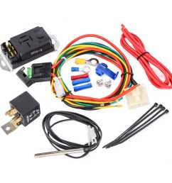 proform 69599 adjustable electric fan controller kit with push in proform electric fan wiring diagram [ 1500 x 1500 Pixel ]