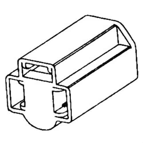Ron Francis Wiring SB-5 Seal Beam Headlight Quick
