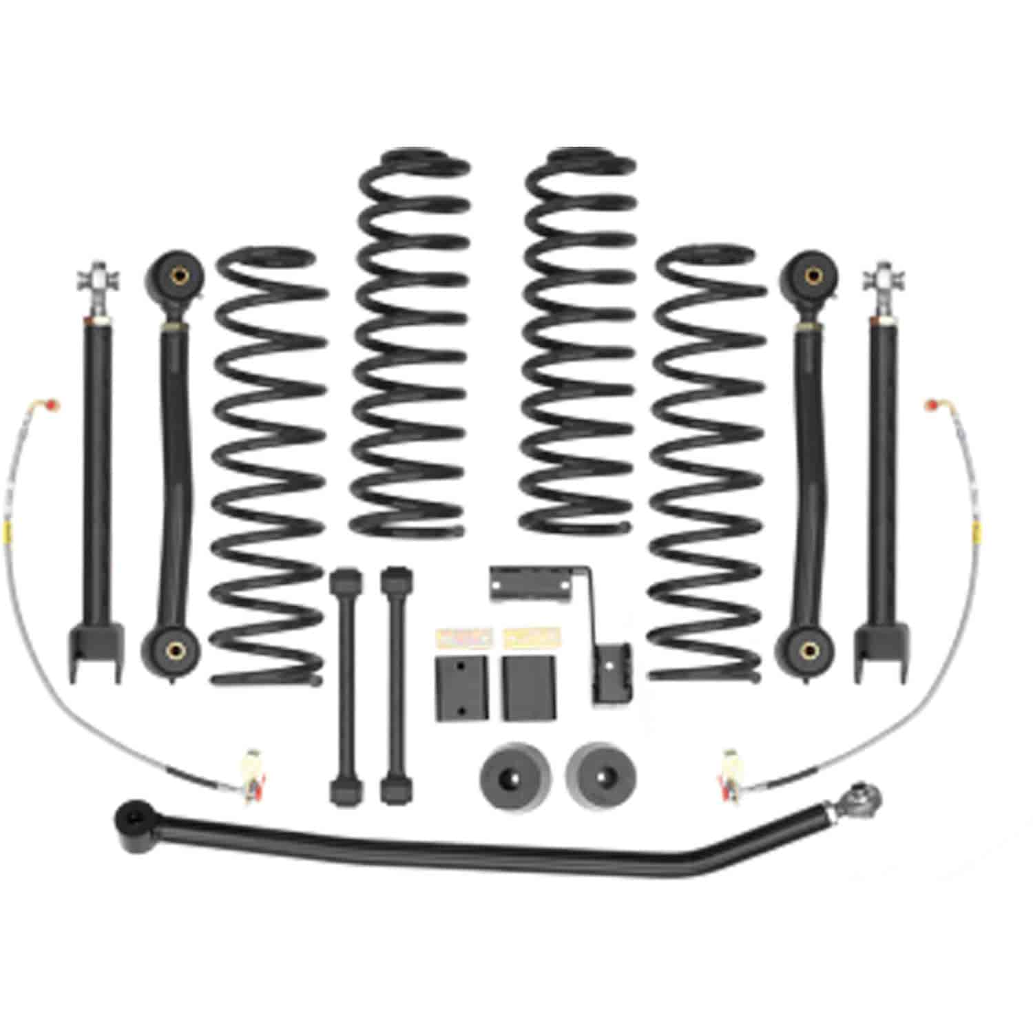 Rancho Rs B Trail Suspension System Fits Jeep