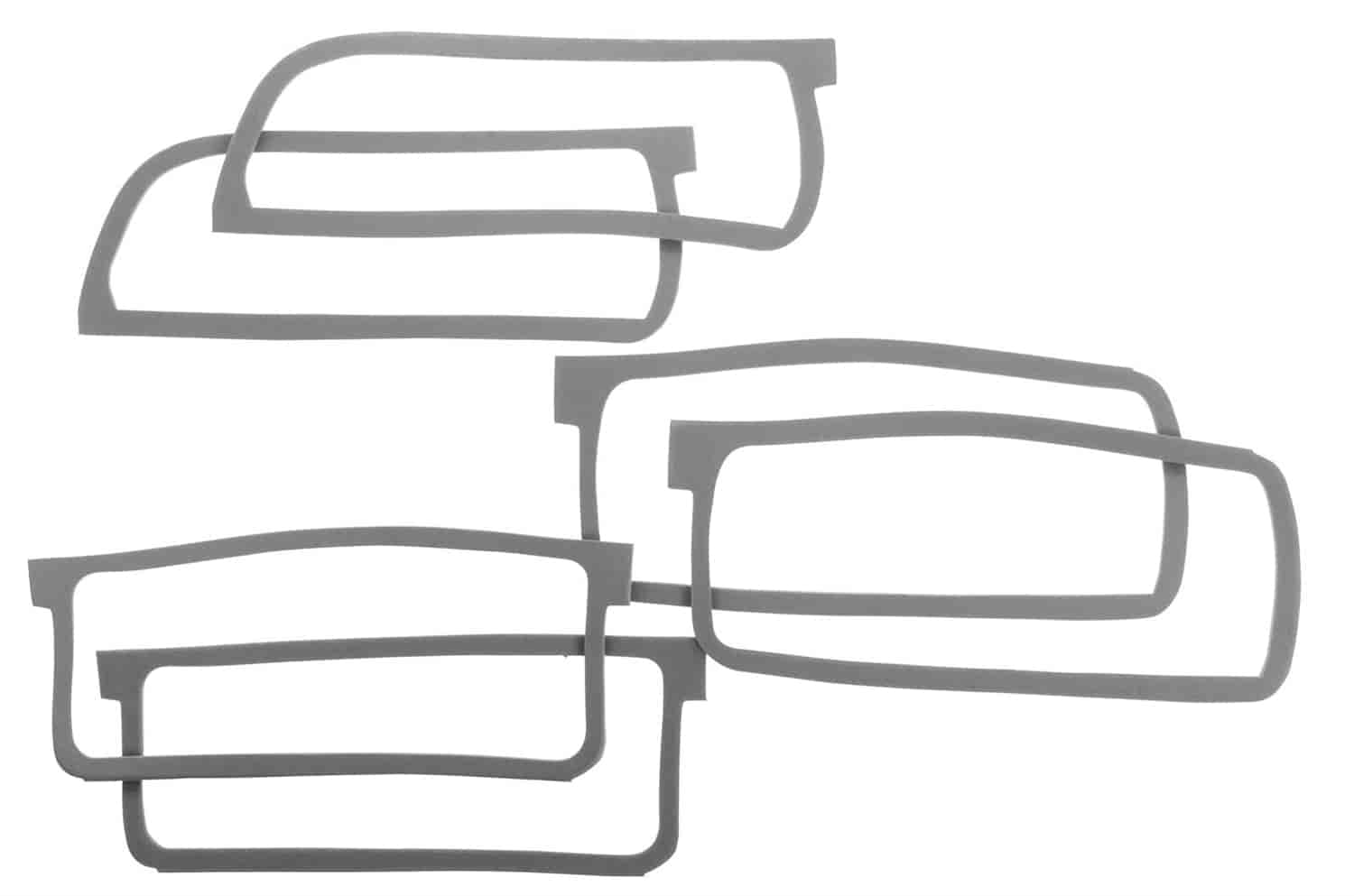 Soffseal Ch Taillight Lens Gaskets 71 Challenger