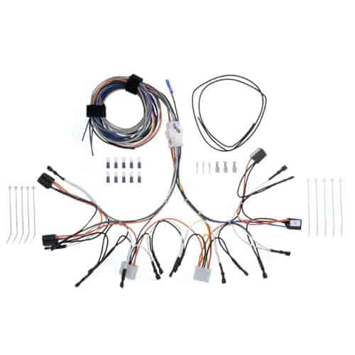 VDO 240-030: Instrument Wiring Harness for 5 or 6 Vision