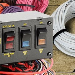 Detroit Series 60 Ecm Wiring Diagram 2001 Mitsubishi Galant Radio Harness Connectors Switches Relays Breakers Jegs Can Be Confusing And Frustrating For A Lot Of Automotive Enthusiasts You Re In Luck Chances Are Has Just The Or Electrical Accessory