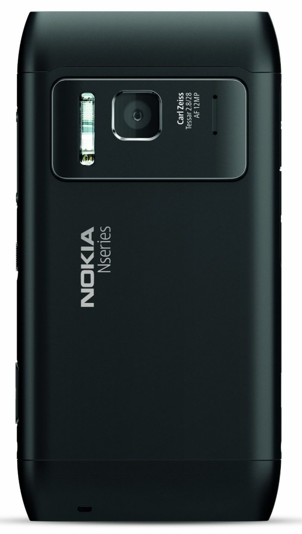 New Nokia N8 16GB Unlocked GSM 3G 12MP Carl Zeiss Camera