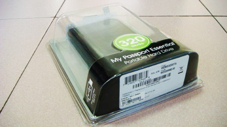 Western Digital Passport 1