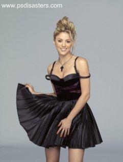 Shakira+PNG