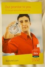 Ibis Stopwatch PSD