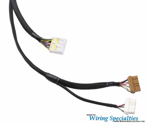 small resolution of  wiring specialties ls1 180sx harness