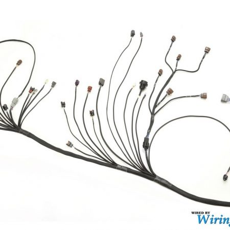 Wiring Specialties 1JZGTE non-VVTi Wiring Harness for S13