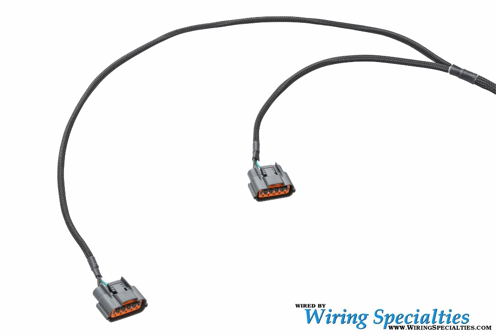Wiring Specialties RB26DETT 240sx S14 Wiring Harness