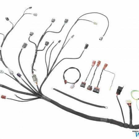 Wiring Specialties Universal VH45DE Wiring Harness