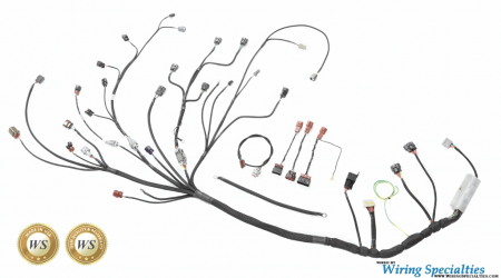 Wiring Specialties S14 SR20DET Silvia S13 Wiring Harness