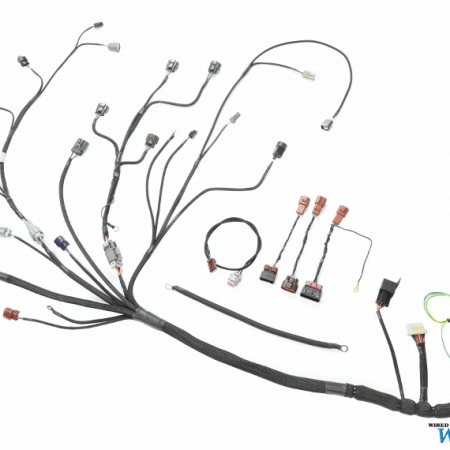Wiring Specialties RB25DET 240sx S14 Wiring Harness