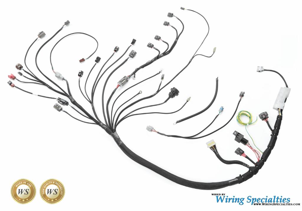 sr20det ecu plug wiring harness wiring harness wiring diagram