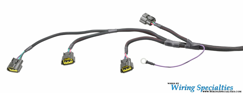 Wiring Specialties RB20DET 260Z Wiring Harness