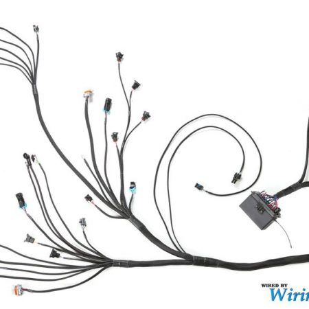 Wiring Specialties 2JZGTE VVTi S13 Silvia / 180sx Wiring