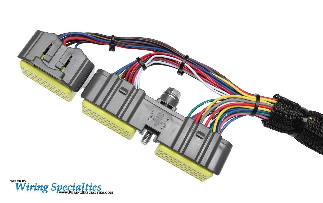 Wiring Specialties S14 Ka24de