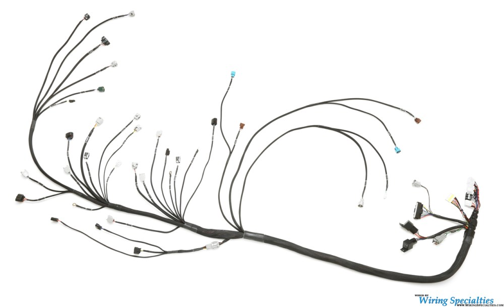 medium resolution of wiring specialties 2jzgte vvti bmw e30 wiring harness je import performance
