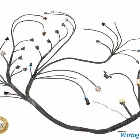 Wiring Specialties LSx / Gen IV 240sx S13 Wiring Harness
