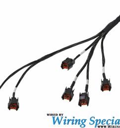 wiring specialties z32 vg30de tt new style injector sub harness oval w [ 1280 x 872 Pixel ]