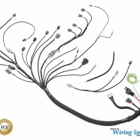Wiring Specialties 2JZGTE VVTi Silvia S14 Wiring Harness